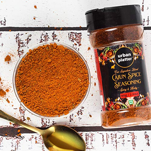 Urban-Platter-Cajun-Spice-Seasoning-Shaker-Jar-80g
