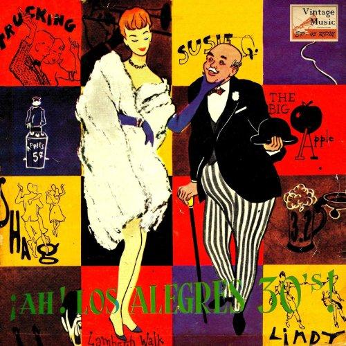 Vintage Dance Orchestras Nº 81 - EPs Collectors,