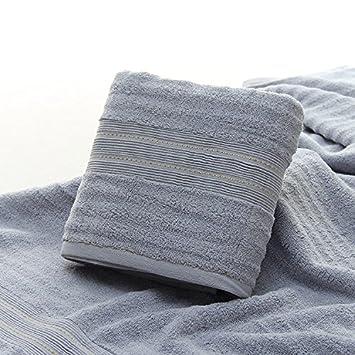 SQYJ Grupo Compra Pura Toalla de baño de Color, los Adultos de algodón Puro,