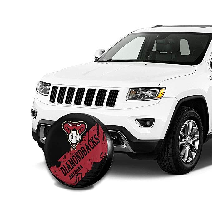 Waterproof Universal Wheel Tire Cover Protector SUV and Many Vehicle RV Spare Tire Cover Field Houses Fit for Jeep,Trailer