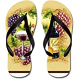 CafePress - Best Seller Grape - Flip Flops, Funny Thong Sandals, Beach Sandals