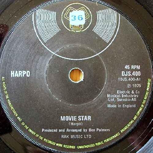 Harpo - Movie Star - Harpo - Zortam Music