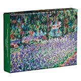 img - for Claude Monet: Notecard Boxes -- a stationery flip-top box filled with 20 Notecards perfect for Greetings, Birthdays or Invitations book / textbook / text book