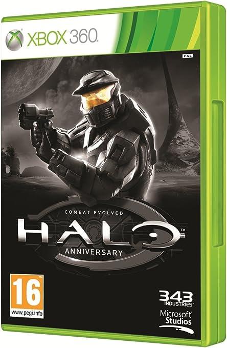 Microsoft Halo - Juego (Xbox 360, PAL, DVD, FRE, Xbox 360): Amazon ...