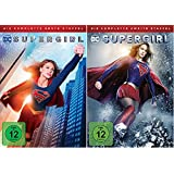 Supergirl Staffel 1+2 [DVD Set] DC Serie