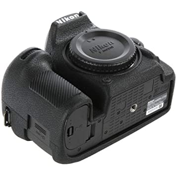 Bolsa De La Cámara para Nikon D7500 Cámara de Goma de ...