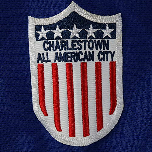 Hanson Brothers Charlestown Chiefs 16,17,18 Slap Shot Mens Ice Hockey Movie Jersey S-XXXL