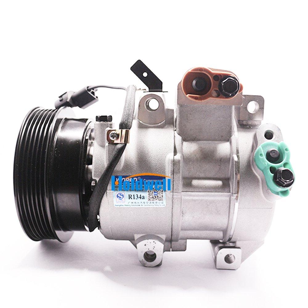 Holdwell Auto Air Conditioning Compressor 97701 1d400 1d400as Kompresor Kia Carens 1 For 20 Compressors Inflators Amazon Canada