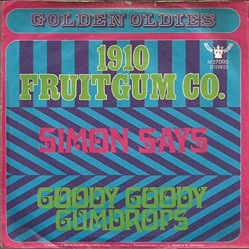 1910 Fruitgum Company - 1910 Fruitgum Company - Simon Says  Goody Goody Gumdrops - Buddah Records - M 27.005 - Zortam Music