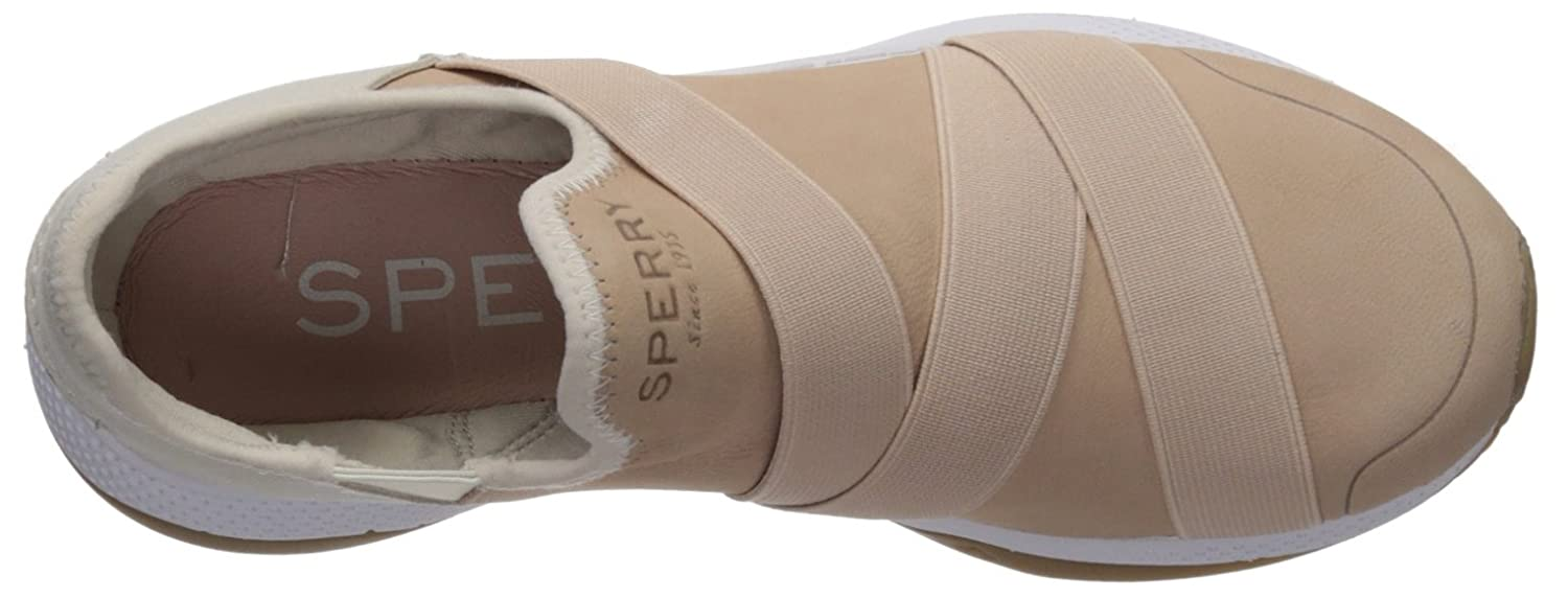 Sperry Top-Sider Women's Seven Seas Trysail Sneaker B0751N88WN 12 B(M) US|Rose Dust/Ivory