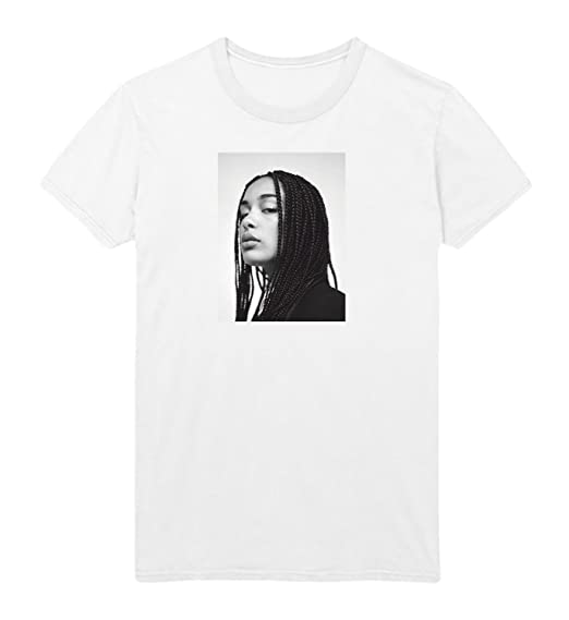 Jorja Smith Face Men Shirt T-Shirt Black Cotton Mens SM Christmas White  Shirt 4fdfb80efac