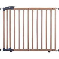 Safety 1st siatka ochronna na schody, podwójna instalacja, zabezpieczenie drzwi z drewna, mocowanie bez wiercenia…