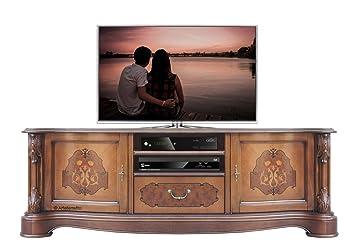 Meuble TV classique élégant: Amazon.fr: Cuisine & Maison