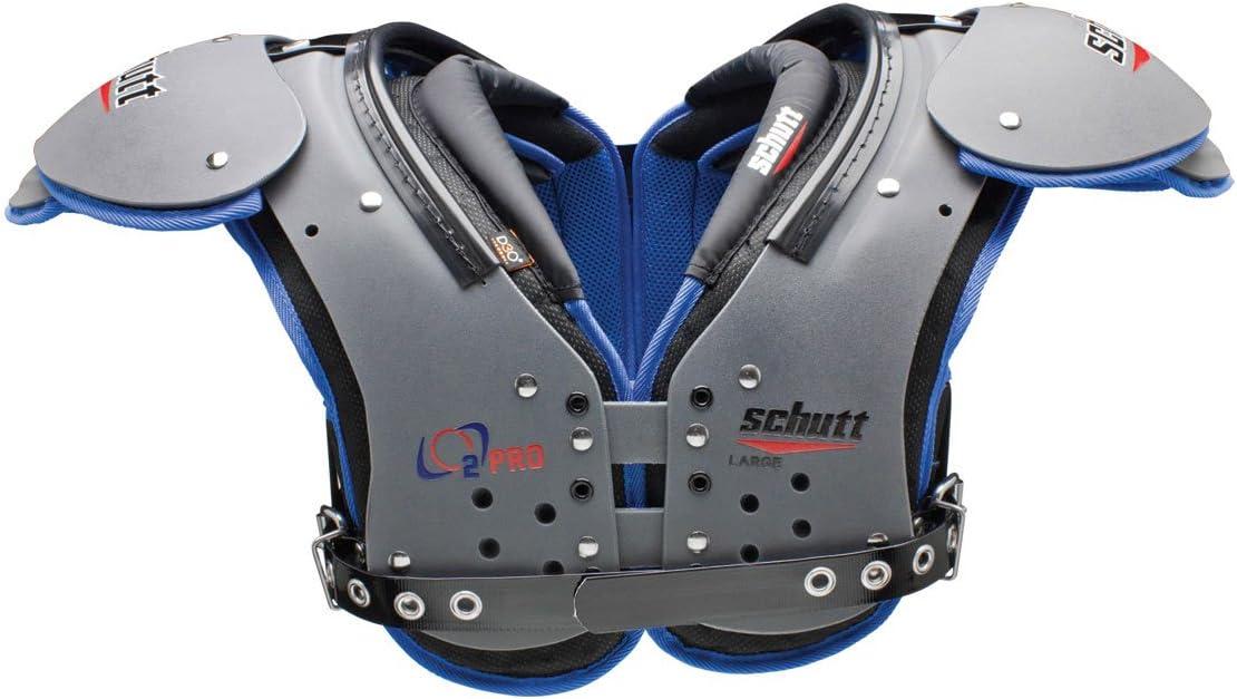 B00IBL51IG Schutt Sports Varsity O2 Pro QB/WR Shoulder Pad 61Zl2B2BIcmwL.SL1200_