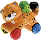 Fisher-Price Amazing Animals Press & Go Cheetah