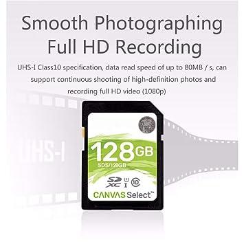 128 GB Tarjeta De Memoria SDXC, Tarjeta De Memoria Micro SD ...