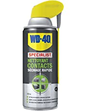 WD40 Nettoyant Contacts 400 ML