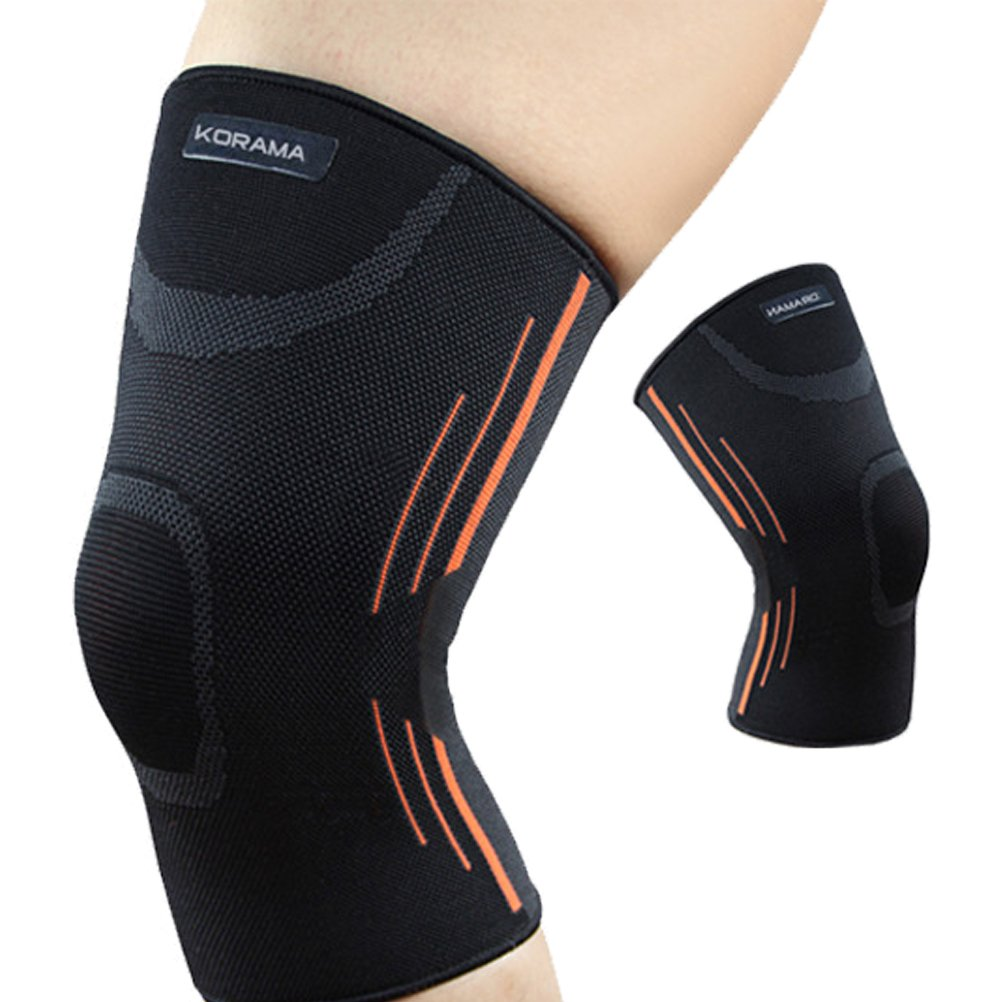 Zhhlinyuan Elasticated Sleeve Knee Pad Adecuado For Anti-Fall Comfort Support Pad zhuhaishi xiangzhou linyuan dianzi shanghang