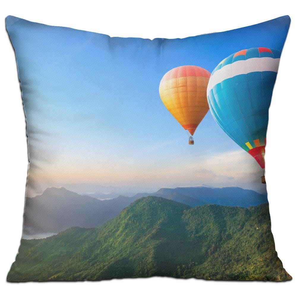 Amazon.com: WQBZL - Almohada decorativa de lujo con globos ...