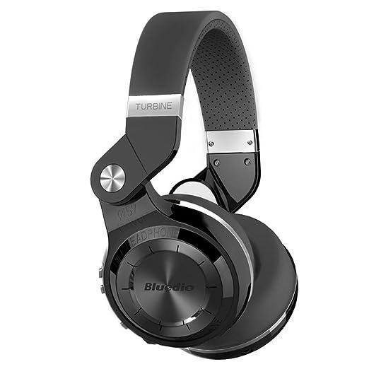 150 opinioni per Bluedio T2+ (Turbine 2 plus) Cuffie stereo Bluetooth, senza fili, protocollo:
