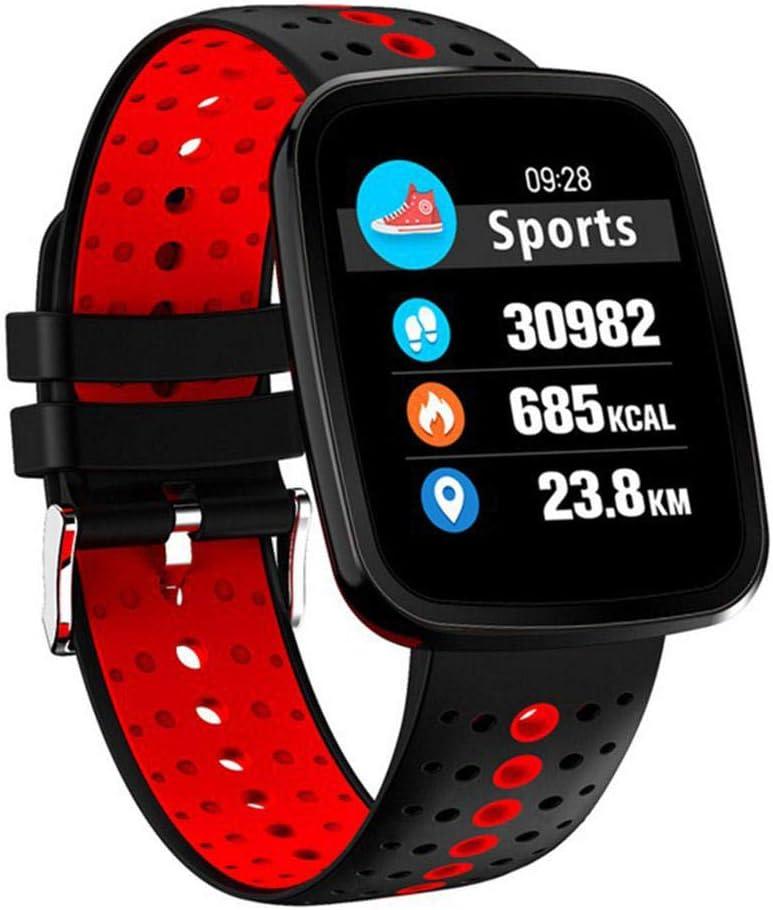 NIAY Pulsera Inteligente con Pantalla a Color Bluetooth Reloj ...
