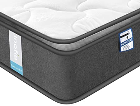 Inofia Memory Foam Pocket Sprung Mattresses - Runner-Up