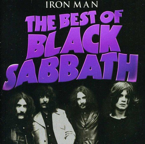 IRON MAN : Best of Black Sabbath