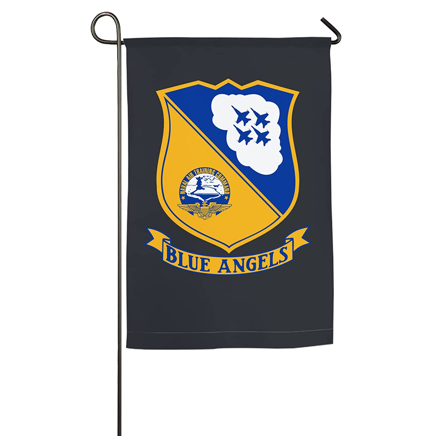 Us Navy Blue Angels Garden Flags Yard Banners Yard Lawns Holiday Decorations Outdoor Flag