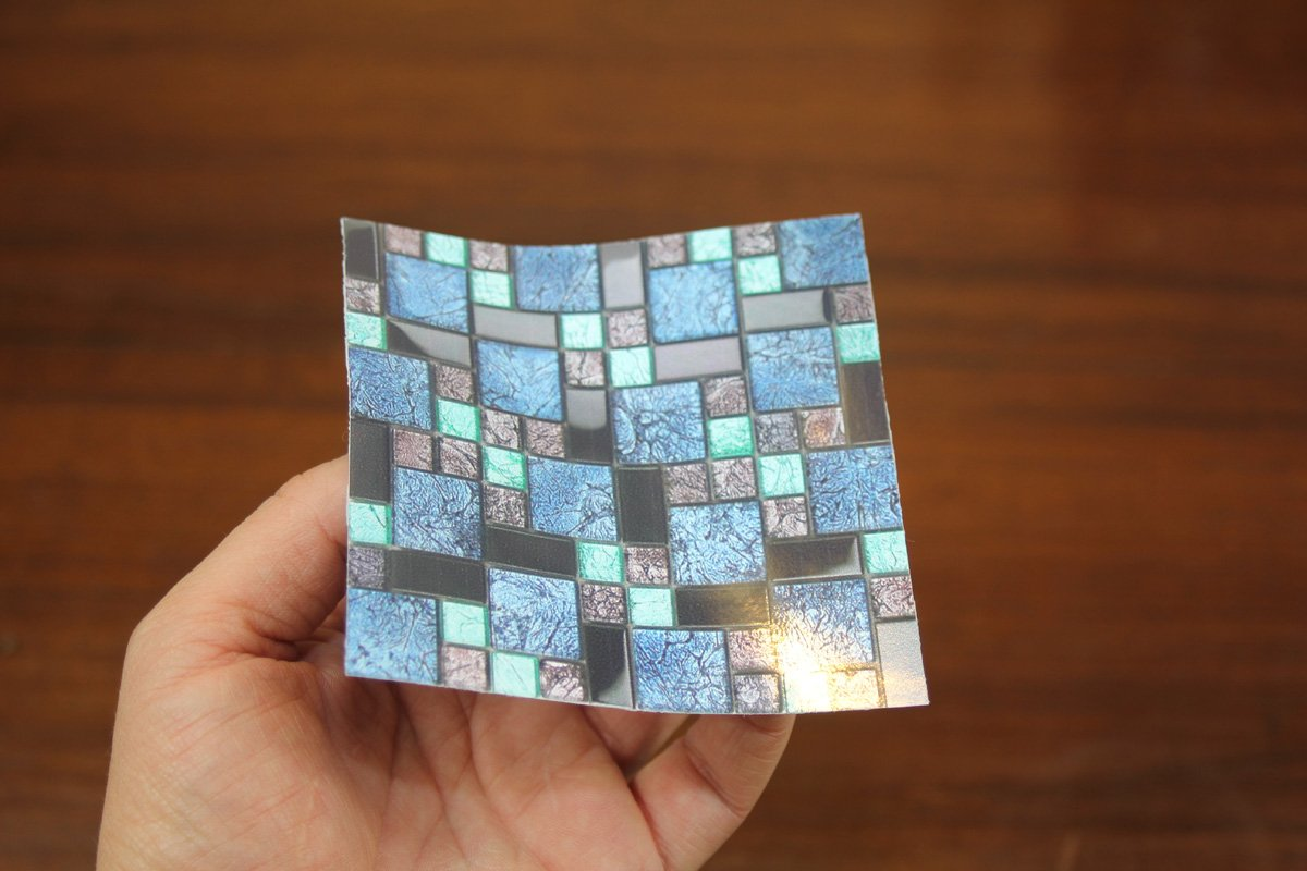 Tp u tile style decals modello adesivo per piastrelle