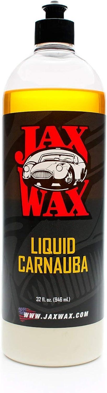 Jax Wax Professional Liquid Carnauba