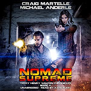 Nomad Supreme: A Kurtherian Gambit Series Audiobook