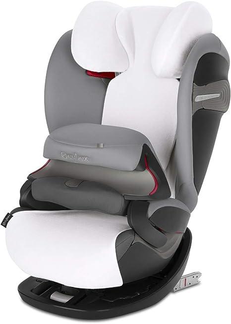 Cybex Funda de verano blanco para silla de coche para ni/ños Sirona M2 I-Size