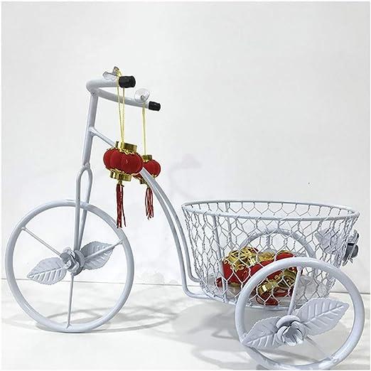 GZHENH Estantería De Flores Bicicleta Decoración Capacidad De ...