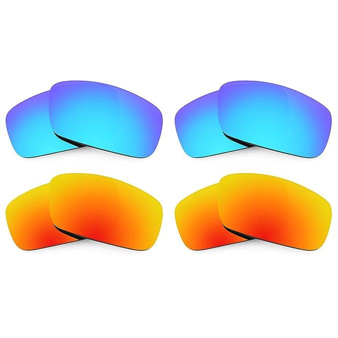 Revant Combo de 4 pares de lentes polarizados, de reemplazo ...