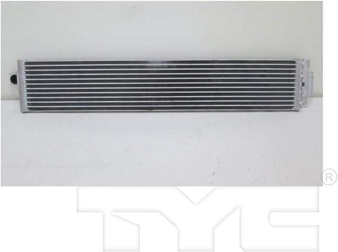 TYC 19128 Dodge Durango Replacement External Transmission Oil Cooler