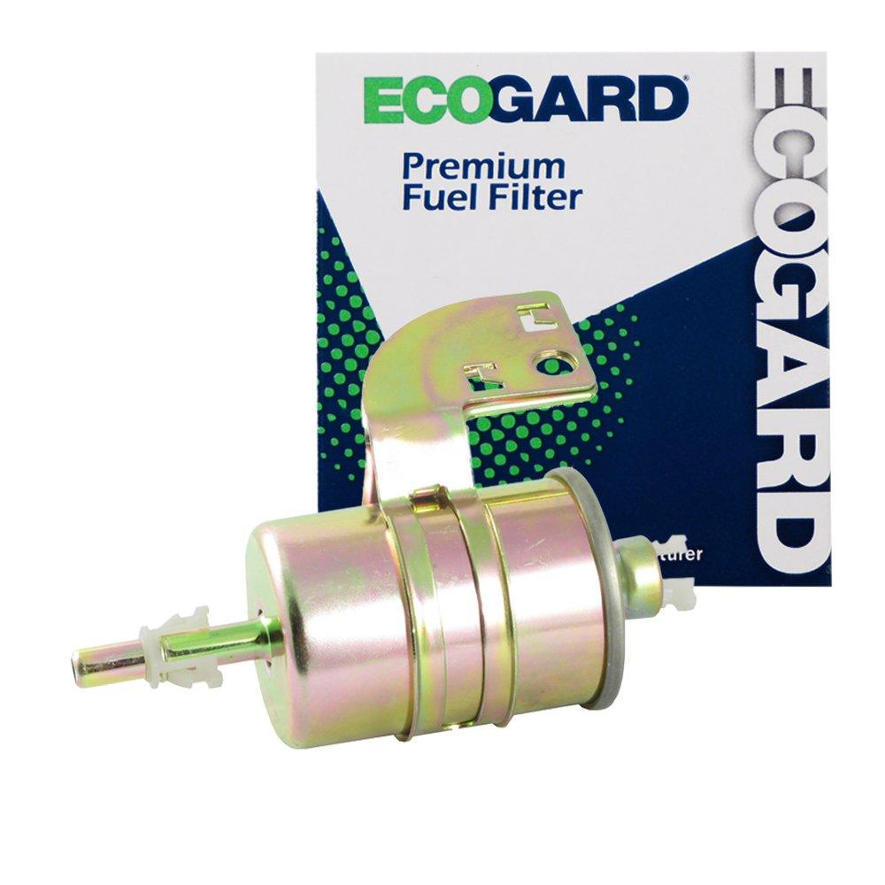 Amazon.com: ECOGARD XF55412 Engine Fuel Filter - Premium Replacement Fits  Chevrolet Venture/Buick Rendezvous/Pontiac Montana, Aztek, Trans  Sport/Oldsmobile ...