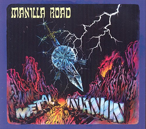 Manilla Road: Metal / Invasion (Audio CD)