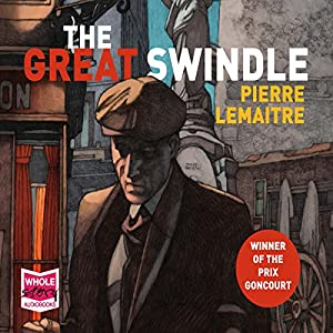 The Great Swindle Hörbuch