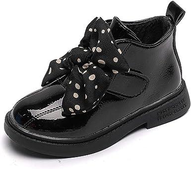 Toddler Kids Boots Baby Girl Waterproof