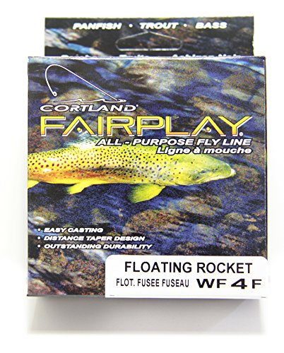 - Cortland 326040 Fairplay Fly Line