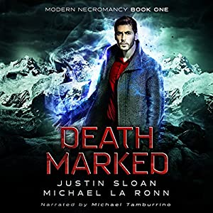 Death Marked Audiobook