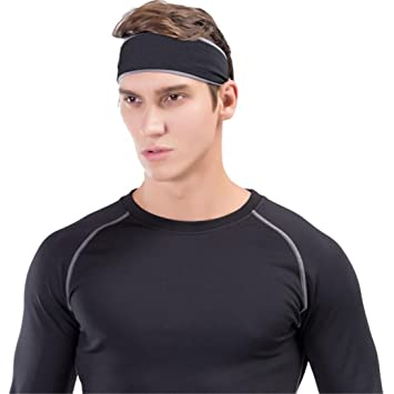 Amazon.com   Lightweight Sports Headband 6b20ef2fff3