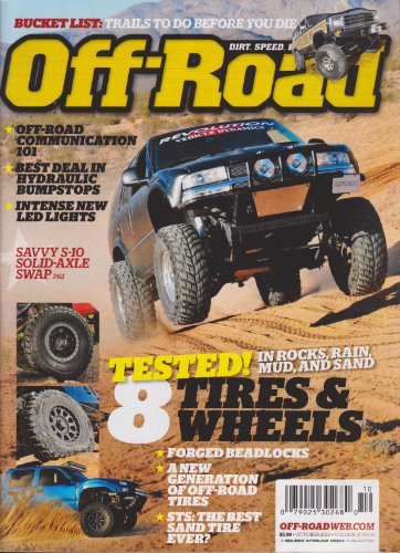 (Off-Road Magazine October 2013)