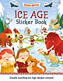 img - for Ice Age Sticker Book: Create exciting Ice Age sticker scenes! (Sticker History) book / textbook / text book
