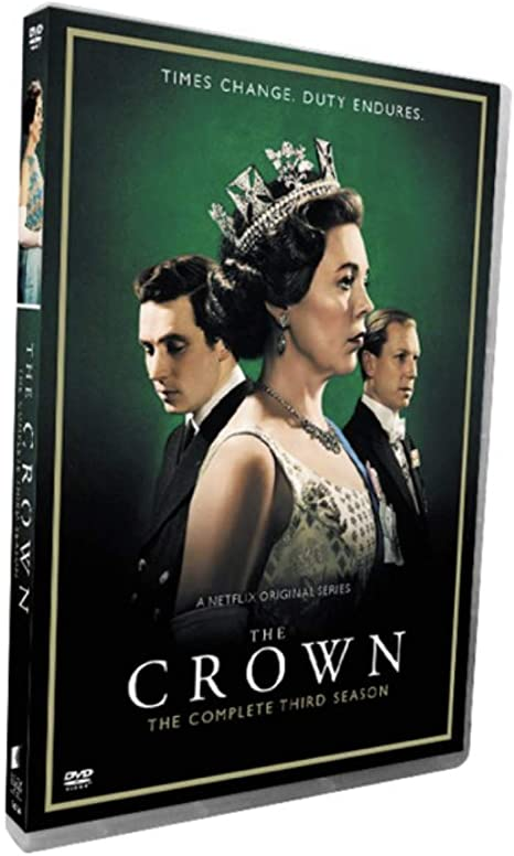 The Crown Season 3 Amazon Co Uk Electronics