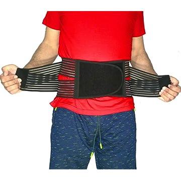 Best Back Brace Ceinture de soutien lombaire pour les douleurs lombaires | Hommes & Femmes Sous Vêtements Tissu Respirant Grandes Tailles | Disque de soulagement Sciatique Scoliose et chirurgie douleur | Support de levage à double enveloppe