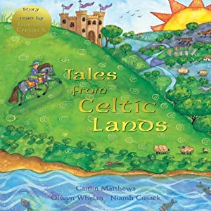 Tales from Celtic Lands Audiobook