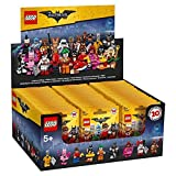 Lego Batman Movie Series Sealed Box Case of 60 Blind Bags Minifigures 71017