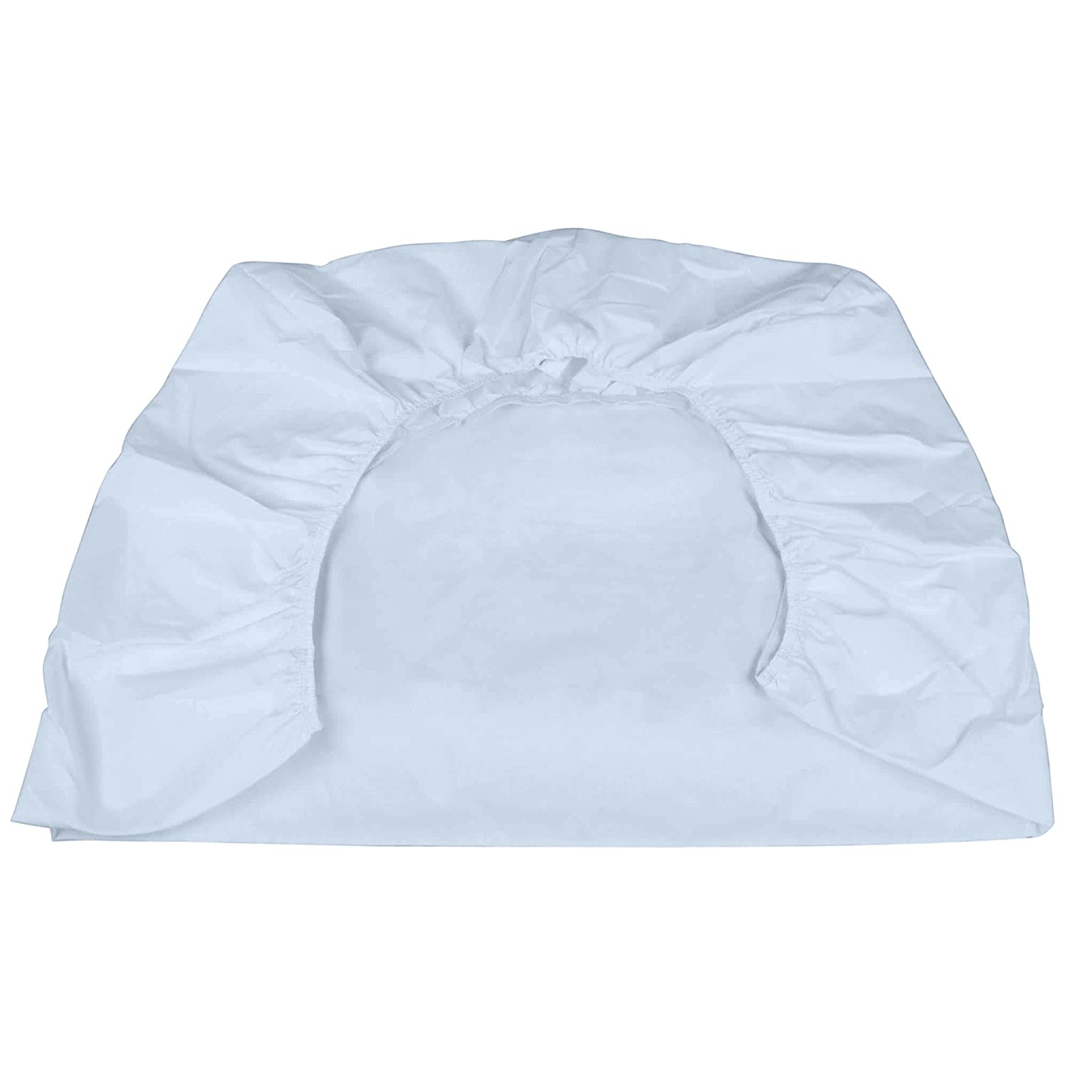 Bassinet Sheet Jersey Knit with Fitted Stretch, Ideal for Bassinet Mattress, 30
