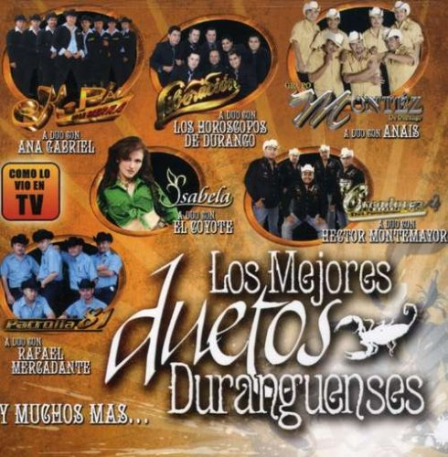 Mejores Duetos Duranguenses by Disa / Umgd (Image #1)